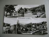 Ansichtskarte - Altenbrak (Harz)
