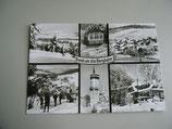 Ansichtskarte - Rund um die Bergbahn