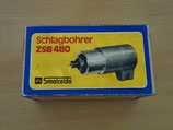 Schlagbohrer ZSB 480 - Smalcalda - VEB Polygraph