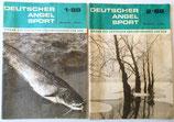 Deutscher Angelsport - Organ des deutschen Anglerverbandes der DDR 1-2 1988