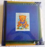 Fotoalbum - Babyalbum - Kinderalbum - Teddybären