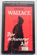 Edgar Wallace - Der schwarze Abt - Goldmanns Taschenbuch-Krimi