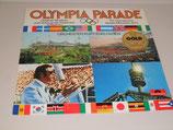 Olympia Parade - XX. Olympische Spiele München 1972