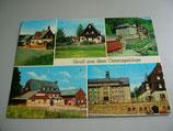 Ansichtskarte - Gruß aus dem Osterzgebirge