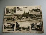 Ansichtskarte - Wanderziele am Rennsteig Thür. Wald