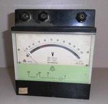 Voltmeter - Metra Blansko CSSR