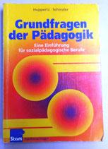 Grundfragen der Pädagogik - Ein Einführung für sozialpädagogische Berufe - Stam Verlag Köln/München