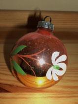 12 schöne alte Weihnachtskugeln