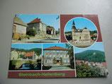 Ansichtskarte - Steinbach-Hallenberg (Kr. Schmalkalden)