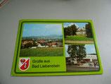 Ansichtskarte - Grüße aus Bad Liebenstein