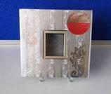 Lichtkristall in Schmuck-Kassette mit Buch