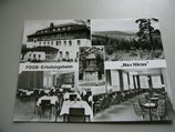 Ansichtskarte - Bärenfels (Osterzgebirge)