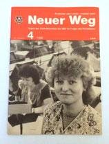 """""""Neuer Weg"""", 4/1988"""