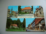 Ansichtskarte - Gruß aus dem Eichsfeld