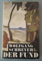 Wolfgang Schreyer - Der Fund