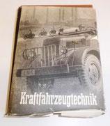 Kraftfahrzeugtechnik - Ein Lehrbuch für die Motorsportler der GST - 1954