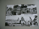 Ansichtskarte - Schmalkalden