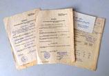 Set Papiere