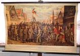 """Lehrtafel """"Friedrich Engels an den Barrikaden in Elberfeld im Mai 1849"""""""