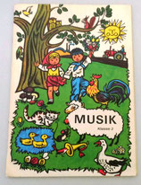 Musik Lehrbuch für Klasse 2 - Volk und Wissen Volkseigener Verlag Berlin