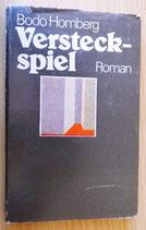 Bodo Homberg - Versteckspiel - Union Verlag Berlin