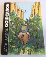 Jack London - Goldcanon - Verlag Neues Leben Berlin