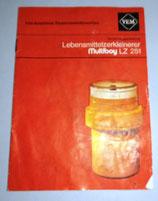 Bedienungsanleitung Multi Boy LZ 251 - Lebensmittelzerkleinerer