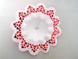 Manschette Papier für Blumen