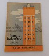 Heimatkalender Kreis Herzberg 1961/62