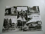 Ansichtskarte - Volksheilbad Bad Berka
