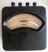 Altes Amperemeter - Balkalit - analog