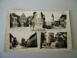 Ansichtskarte - Salzwedel
