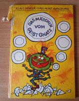 Das Märchen vom Geist Gnatz - Mehler/Appelmann - Der Kinderbuchverlag Berlin 1985