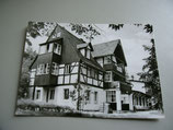 Ansichtskarte - Kurort Bärenburg i. Erzgebirge