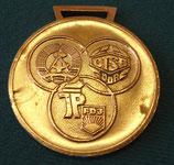 Bronze-Medaille - Kreis-Kinder-und Jugendspartakiade DDR
