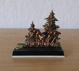 Dekofigur Wald