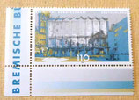 Briefmarke - Bremische Bürgerschaft - 1999
