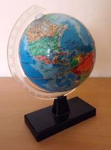 Kleiner Globus - Räths politischer Erdglobus 1982