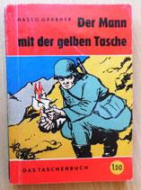 Hasso Grabner - Der Mann mit der gelben Tasche - Das Taschenbuch