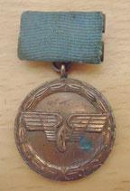 Deutsche Reichsbahn - DDR Medaille - Bonze