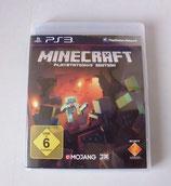 Minecraft, PS3