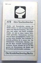 Märchen der Brüder Grimm - ATB Alex Taschenbücher - Der Kinderbuchverlag Berlin