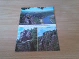 Ansichtskarte - Grüße aus der Sächsischen Schweiz