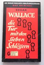 Edgar Wallace - Die Tür mit den sieben Schlössern - Goldmanns Taschenbuch-Krimi