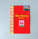 Faltplan Herzberg Elster