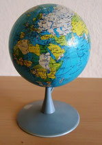Globus – Földgömb – aus Ungarn 1982