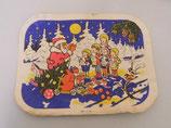 DDR Weihnachtsteller
