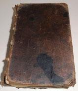 Bücher des Alten Testaments bis auf die Propheten - Verzeichnis