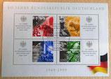 Briefmarke - 50 Jahre BRD - gestempelt