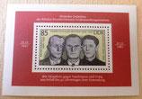 Briefmarke - Gedenken der Schulze-Boysen/Harnack-Widerstandsorganisation - DDR